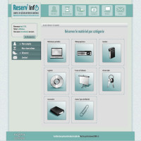 Interface Utilisateur 1/2
